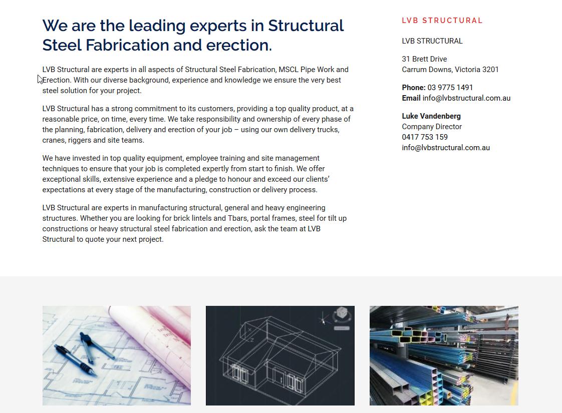lvb structural